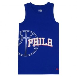 Koszulka New Era NBA Philadelphia 76ers Tanktop - 12033476