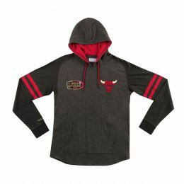 Bluza dresowa z kapturem Mitchell & Ness NBA Lightweight Hoody 2.0 Chicago Bulls