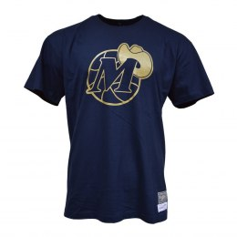 Koszulka Mitchell & Ness Midas Tee Dallas Mavericks T-shirt