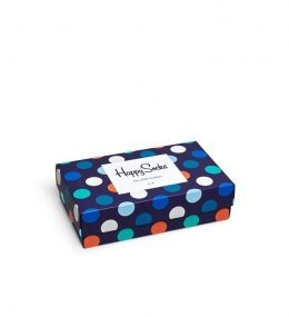 Giftbox 3-pak Skarpety Happy Socks Classic Mix Gift - XMIX08-6000