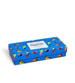 Giftbox 4-pack Skarpety Happy Socks - XFOR09-8000