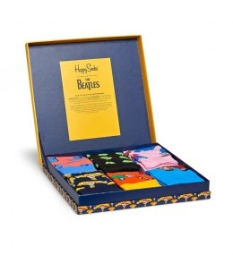 Giftbox 6-pack Happy Socks The Beatles - XBEA10-2000
