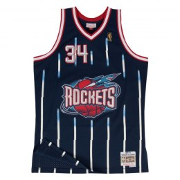 Koszulka Mitchell & Ness NBA Houston Rockets Hakeem Olajuwon Swingman