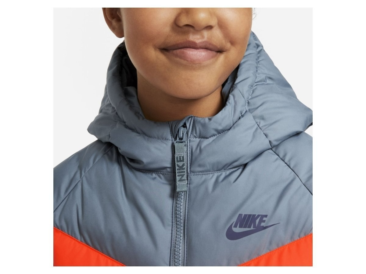 Kurtka dziecięca NIKE U NSW TF SYNTHETIC FILL JACKET