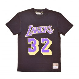 Koszulka Mitchell & Ness NBA Los Angeles Lakers Magic Johnson Name & Number