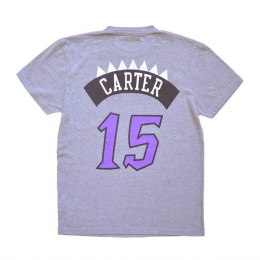 Koszulka Mitchell & Ness NBA Toronto Raptors Vince Carter Name & Number
