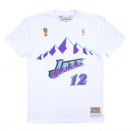 Koszulka Mitchell & Ness NBA Utah Jazz John Stockton Name & Number