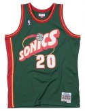 Koszulka Mitchell & Ness NBA Seattle Supersonics Gary Payton Swingman