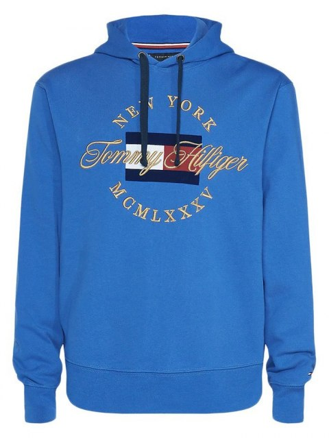 Bluza z kapturem Tommy Hilfiger Icon Artwork - MW0MW10064-448