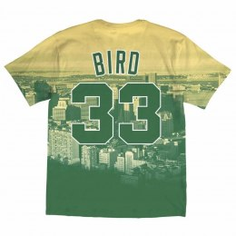 Koszulka City Pride M&N Tee Boston Celtics Larry Bird - BMTRKT18007-BCEKYGNLBI
