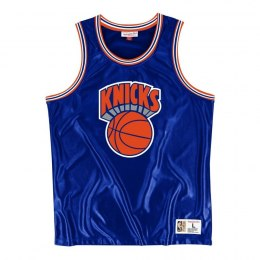 Koszulka Mitchell & Ness NBA New York Knicks Dazzle Tank Top - MSTKDF18015-NYKROYA1