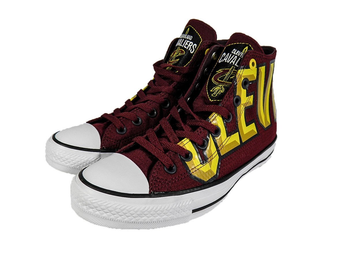 Buty Converse Chuck Taylor All Star High NBA Cleveland Cavaliers - 159417C