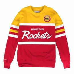 Bluza Mitchell & Ness NBA Houston Rockets Head Coach
