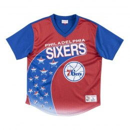 Koszulka Mitchell & Ness NBA Philadelphia 76ers Game Winning Shot