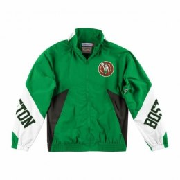 Kurtka Mitchell & Ness NBA Boston Celtics Midseason Windbreaker 2.0