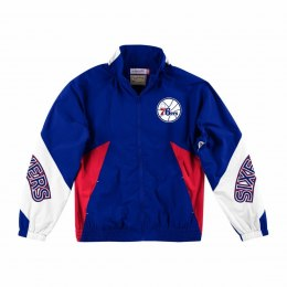 Kurtka Mitchell & Ness NBA Philadelphia 76ers Midseason Windbreaker 2.0