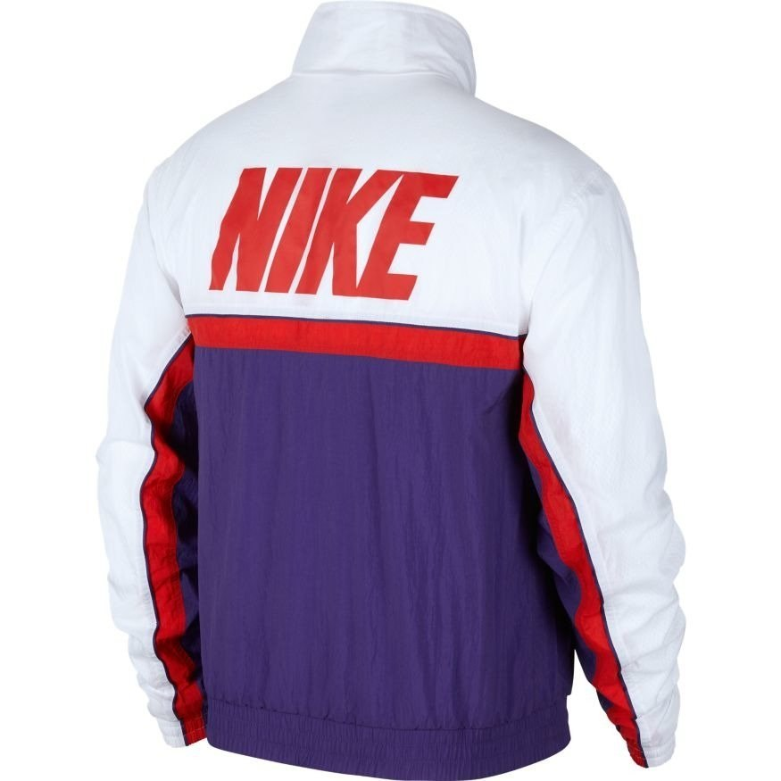 Kurtka Nike Throwback Jacket - AV9755-101